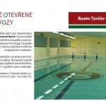 Bazén Tyršův dům